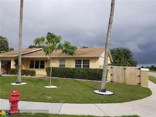 9764 Saddlebrook Dr, Boca Raton, FL 33496 (MLS #F10203663) :: Berkshire Hathaway HomeServices EWM Realty