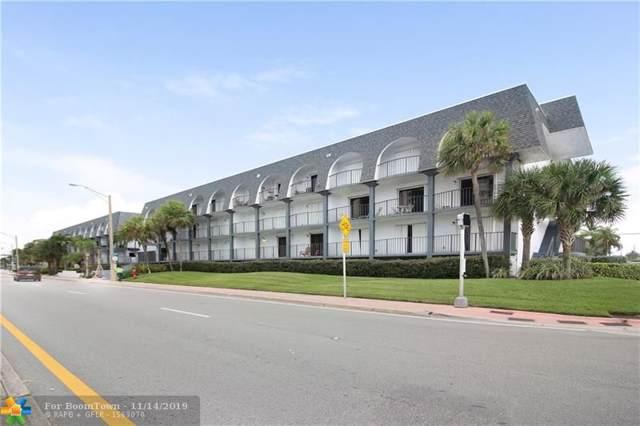 4013 N Ocean Dr #212, Lauderdale By The Sea, FL 33308 (MLS #F10203704) :: The O'Flaherty Team