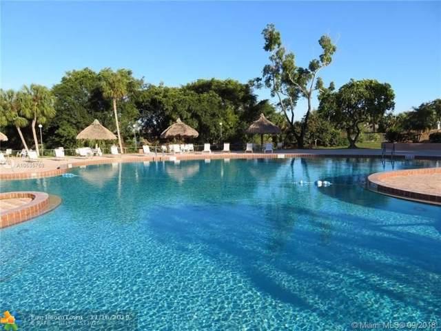3200 Holiday Springs Blvd 3-110, Margate, FL 33063 (MLS #F10203729) :: Berkshire Hathaway HomeServices EWM Realty