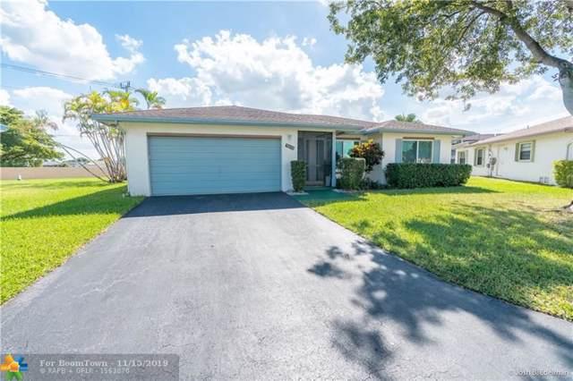 9610 NW 75th St, Tamarac, FL 33321 (MLS #F10203787) :: Castelli Real Estate Services