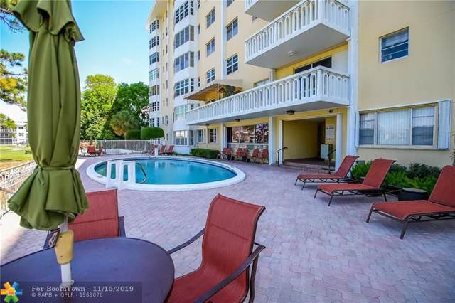 2500 48 Lane #806, Fort Lauderdale, FL 33308 (MLS #F10203792) :: Green Realty Properties