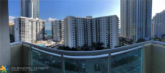 3000 S Ocean Dr #1018, Hollywood, FL 33019 (#F10203798) :: Posh Properties