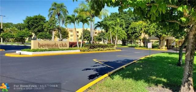 5901 NW 61st Ave #108, Tamarac, FL 33319 (MLS #F10203802) :: The Paiz Group