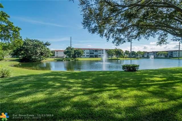 350 S Hollybrook Ter #105, Pembroke Pines, FL 33025 (MLS #F10203804) :: Green Realty Properties