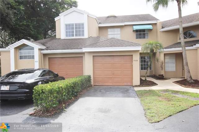 7033 Woodmont Way #7033, Tamarac, FL 33321 (MLS #F10203864) :: Castelli Real Estate Services