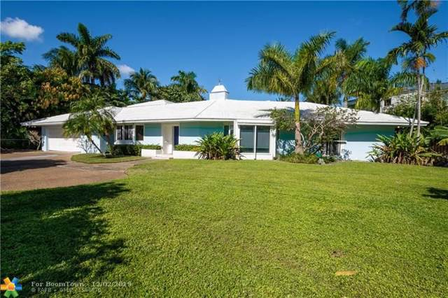 1201 Seminole Dr, Fort Lauderdale, FL 33304 (MLS #F10203905) :: RICK BANNON, P.A. with RE/MAX CONSULTANTS REALTY I