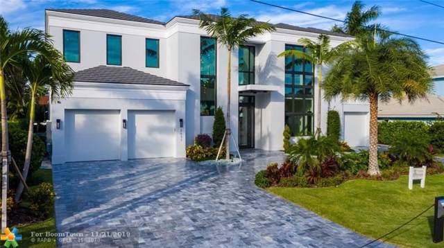 2631 NE 43rd St, Lighthouse Point, FL 33064 (MLS #F10203956) :: GK Realty Group LLC