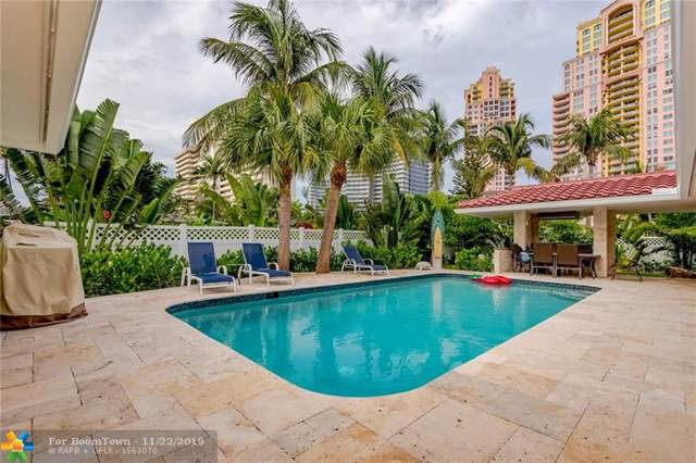 2039 NE 33rd Ave, Fort Lauderdale, FL 33305 (MLS #F10204013) :: The Howland Group