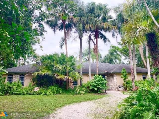 11821 NW 5th St, Plantation, FL 33325 (MLS #F10204017) :: Green Realty Properties
