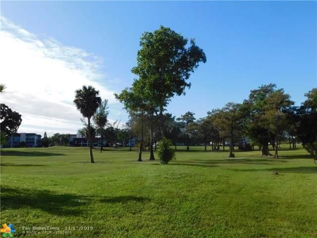6260 S Falls Circle Dr #206, Lauderhill, FL 33319 (MLS #F10204024) :: Green Realty Properties