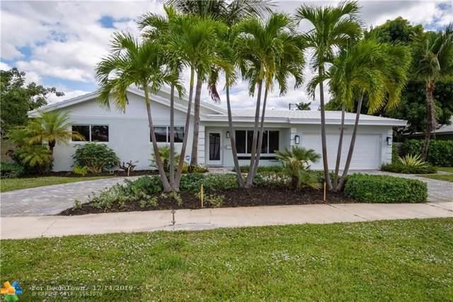 6540 NE 21st Rd, Fort Lauderdale, FL 33308 (MLS #F10204054) :: Laurie Finkelstein Reader Team