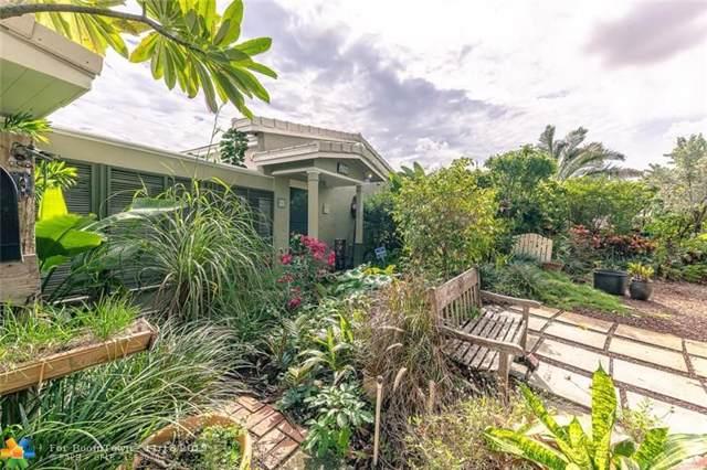 5420 NE 16th Ave, Fort Lauderdale, FL 33334 (MLS #F10204108) :: Castelli Real Estate Services