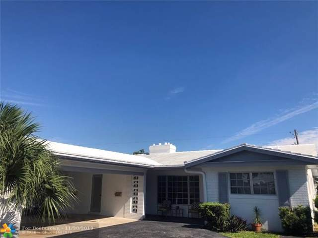 4830 NE 25th Ave, Fort Lauderdale, FL 33308 (MLS #F10204123) :: The O'Flaherty Team