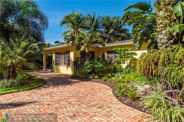 1115 Van Buren St, Hollywood, FL 33019 (MLS #F10204139) :: Green Realty Properties