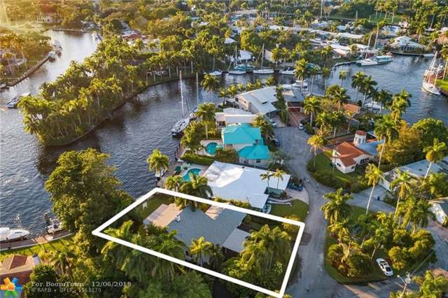 617 SW 8th Ter, Fort Lauderdale, FL 33315 (MLS #F10204192) :: The Howland Group