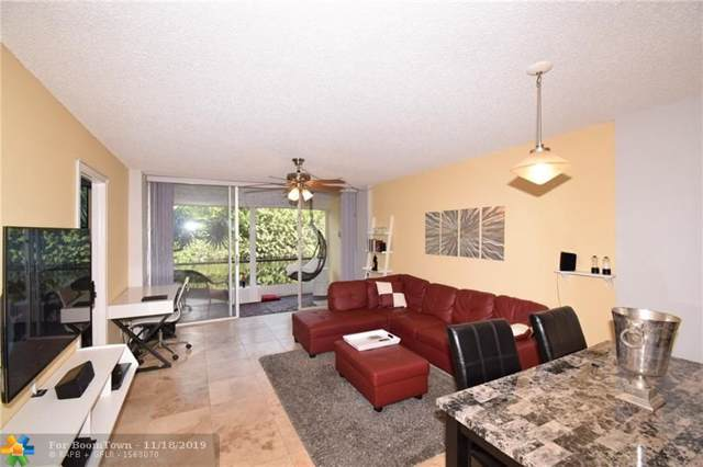 107 Royal Park Dr 1A, Oakland Park, FL 33309 (MLS #F10204220) :: GK Realty Group LLC