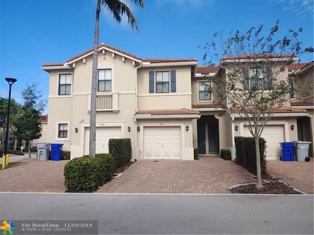 1091 NW 33rd Ct #1091, Pompano Beach, FL 33064 (#F10204241) :: Dalton Wade