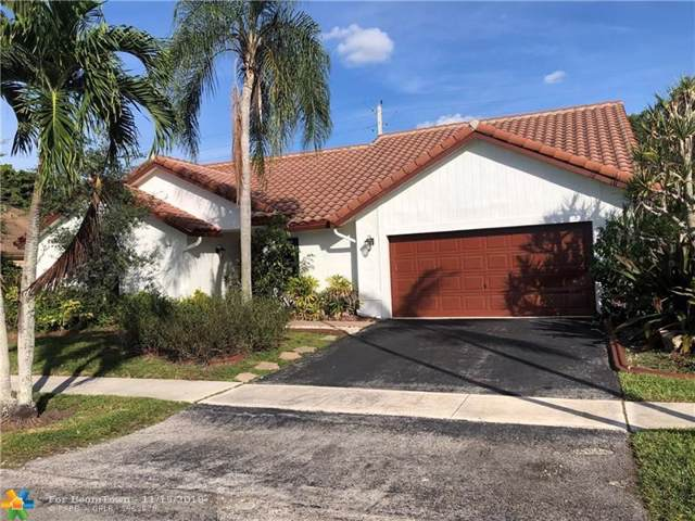 1134 SW 149th Ter, Sunrise, FL 33326 (MLS #F10204243) :: Green Realty Properties
