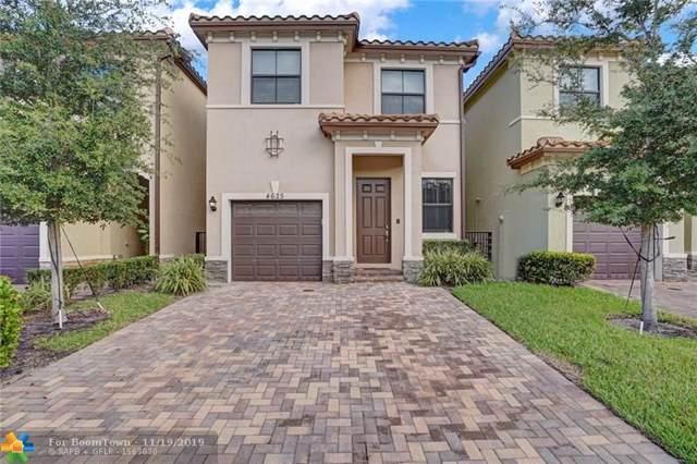 4625 NW 59th St, Tamarac, FL 33319 (MLS #F10204269) :: Castelli Real Estate Services