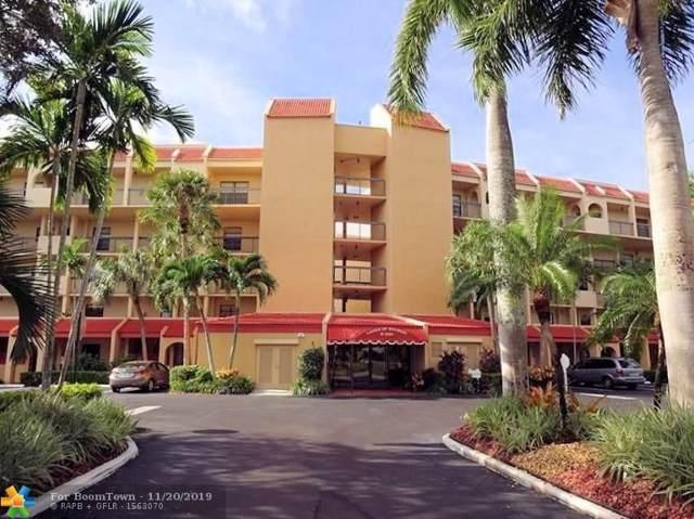 3521 Environ Blvd #205, Lauderhill, FL 33319 (MLS #F10204286) :: Green Realty Properties
