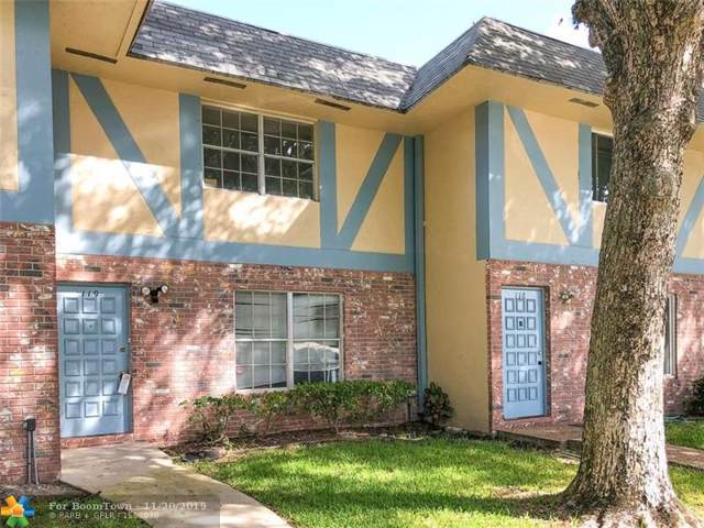 7501 Kimberly Blvd #119, North Lauderdale, FL 33068 (MLS #F10204335) :: RICK BANNON, P.A. with RE/MAX CONSULTANTS REALTY I