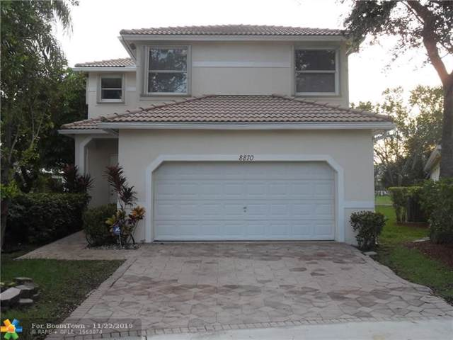 8870 NW 39TH CT, Coral Springs, FL 33065 (MLS #F10204351) :: RICK BANNON, P.A. with RE/MAX CONSULTANTS REALTY I