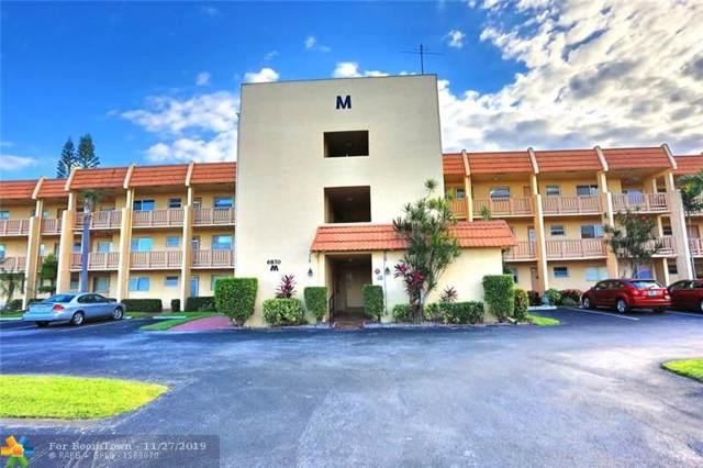 6870 Royal Palm Blvd. 302M, Margate, FL 33063 (MLS #F10204385) :: Berkshire Hathaway HomeServices EWM Realty