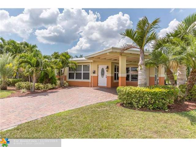 160 SE 12TH ST, Pompano Beach, FL 33060 (#F10204553) :: Posh Properties