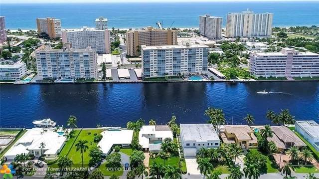 299 N Riverside Dr #902, Pompano Beach, FL 33062 (MLS #F10204560) :: Green Realty Properties