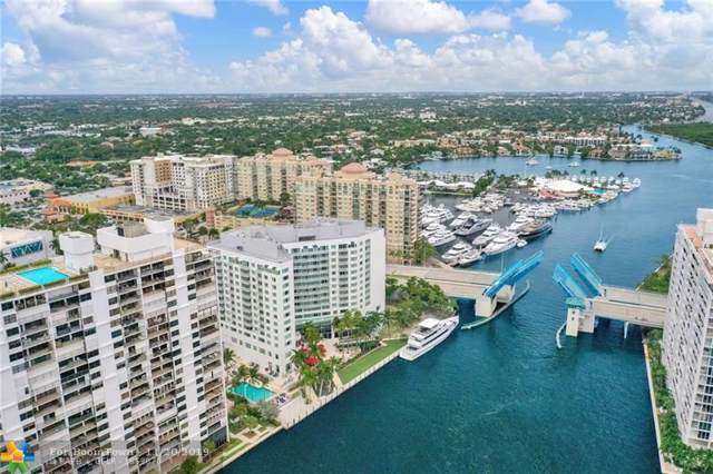 2670 E Sunrise Blvd #1420, Fort Lauderdale, FL 33304 (#F10204569) :: Dalton Wade