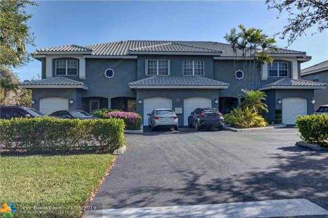 3081 NW 92nd Ave #11, Coral Springs, FL 33065 (MLS #F10204580) :: United Realty Group