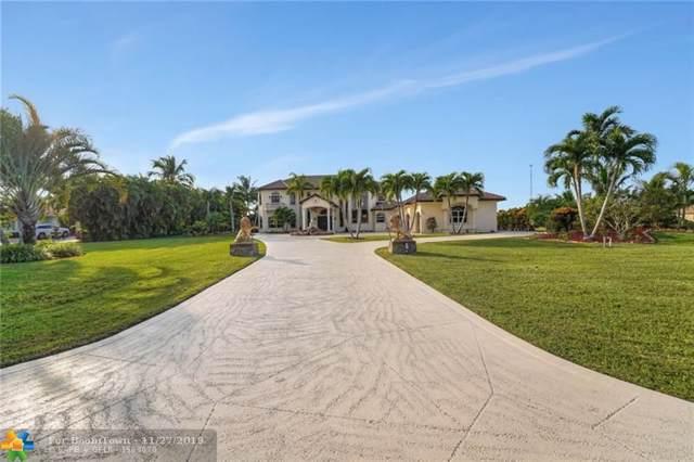 6825 W Calumet Cir, Lake Worth, FL 33467 (MLS #F10204611) :: Berkshire Hathaway HomeServices EWM Realty