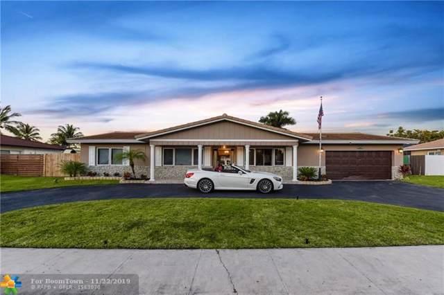 5941 SW 17th Ct, Plantation, FL 33317 (MLS #F10204681) :: Green Realty Properties