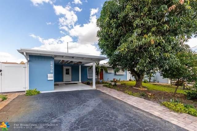 2436 Nassau Ln, Fort Lauderdale, FL 33312 (MLS #F10204700) :: The O'Flaherty Team