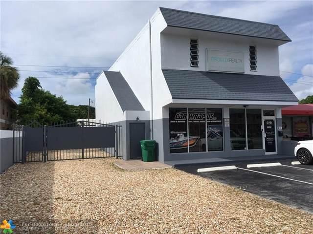 370 E Mcnab Rd, Pompano Beach, FL 33060 (MLS #F10204708) :: Berkshire Hathaway HomeServices EWM Realty