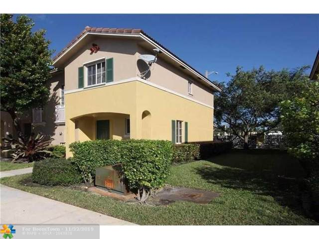 6031 SW 19TH ST #6031, Fort Lauderdale, FL 33068 (MLS #F10204819) :: RICK BANNON, P.A. with RE/MAX CONSULTANTS REALTY I