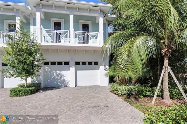 1548 Argyle Dr #4, Fort Lauderdale, FL 33312 (MLS #F10204837) :: RE/MAX