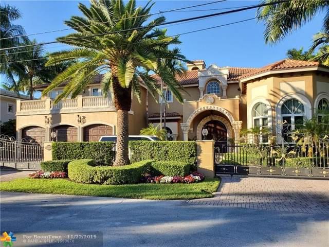 13 Pelican Dr, Fort Lauderdale, FL 33301 (MLS #F10204877) :: Green Realty Properties