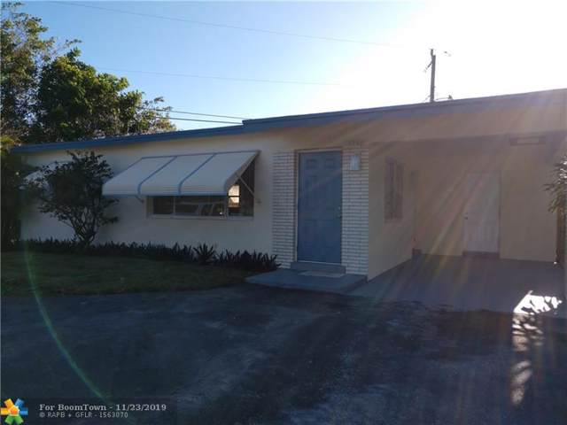2481 NE 14th Ave, Pompano Beach, FL 33064 (MLS #F10204922) :: Green Realty Properties