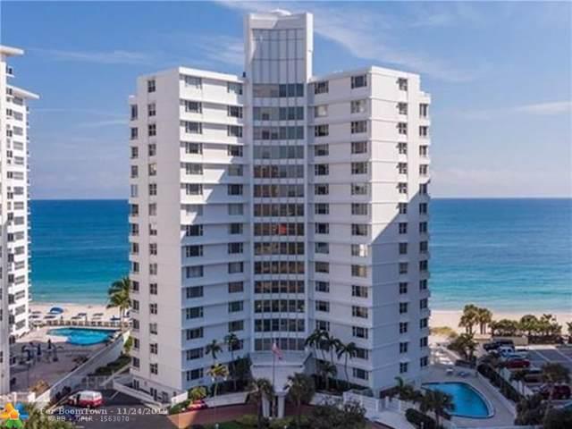 3600 Galt Ocean Dr 6C, Fort Lauderdale, FL 33308 (MLS #F10204997) :: The Howland Group