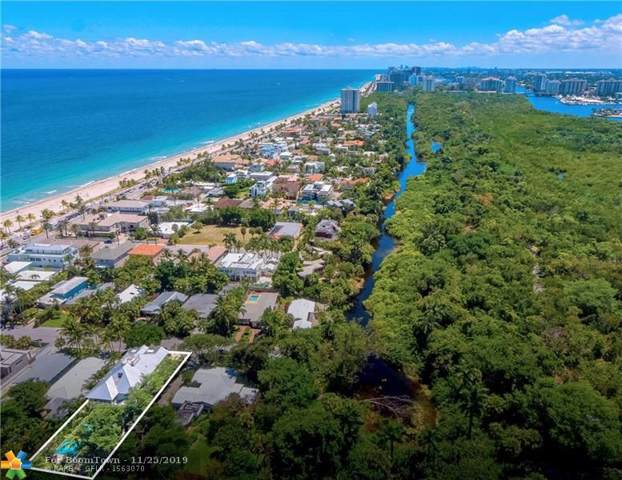 3315 NE 18th St, Fort Lauderdale, FL 33305 (MLS #F10205133) :: Best Florida Houses of RE/MAX