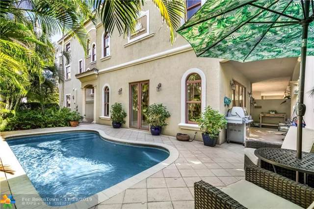 1734 NE 7th Street, Fort Lauderdale, FL 33304 (MLS #F10205157) :: RICK BANNON, P.A. with RE/MAX CONSULTANTS REALTY I