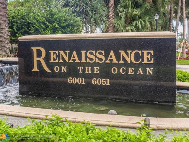6001 N Ocean Dr #802, Hollywood, FL 33019 (#F10205187) :: Posh Properties