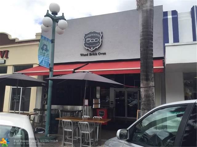 1931 Hollywood Blvd, Hollywood, FL 33020 (MLS #F10205216) :: Castelli Real Estate Services