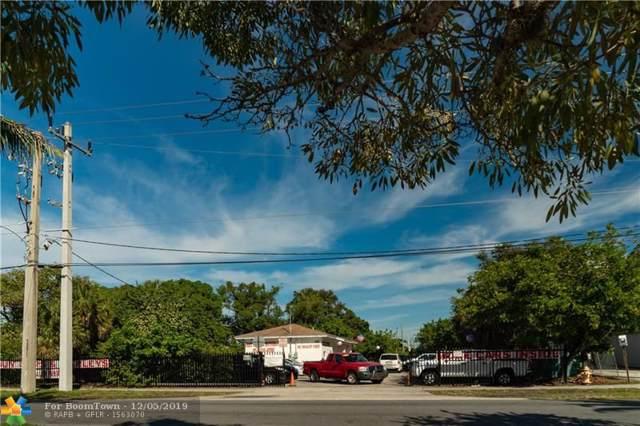 209 NW 6th St, Pompano Beach, FL 33060 (MLS #F10205274) :: Berkshire Hathaway HomeServices EWM Realty