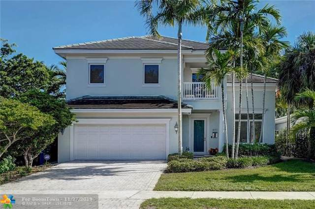 610 NE 17th Way, Fort Lauderdale, FL 33304 (MLS #F10205424) :: RE/MAX
