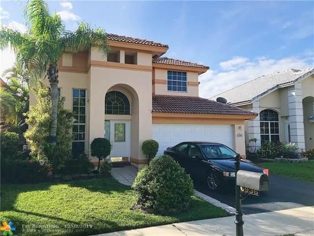6936 NW 26th St, Margate, FL 33063 (MLS #F10205447) :: Berkshire Hathaway HomeServices EWM Realty