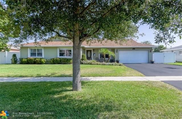 5321 SW 9th St, Plantation, FL 33317 (MLS #F10205542) :: Green Realty Properties