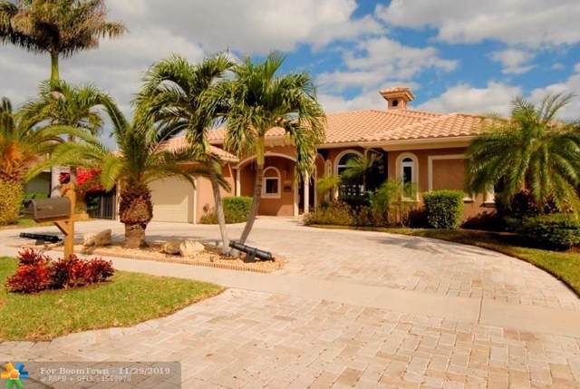 2601 NE 48th Ct, Lighthouse Point, FL 33064 (MLS #F10205562) :: Castelli Real Estate Services