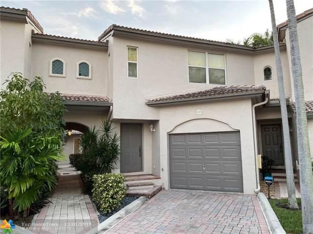 1900 Oceanwalk Ln #118, Lauderdale By The Sea, FL 33062 (MLS #F10205607) :: Castelli Real Estate Services